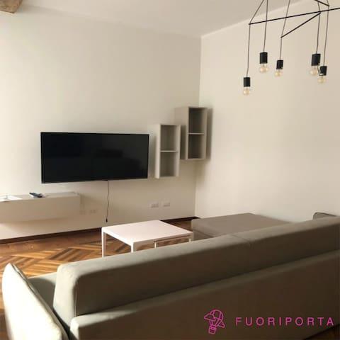 Alma _Central and Elegant apartment Descrizione