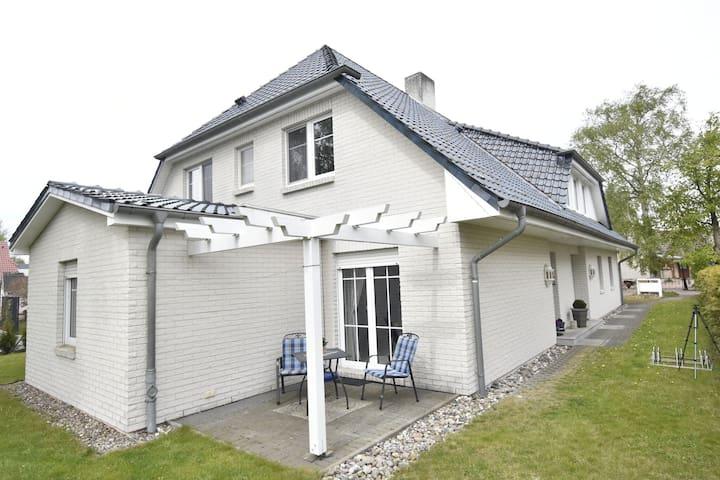 Modern Villa in Zingst Germany near Beach