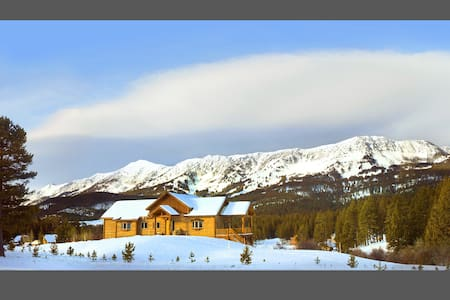 Bridger Vista Lodge **Escape to rural Montana**