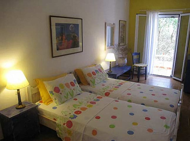 Janet Art Pension Apartment - Fiskardo