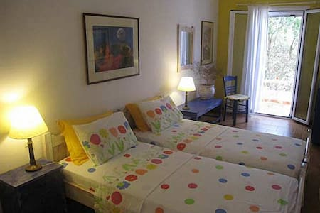 Janet Art Pension Apartment - Fiskardo - Inny