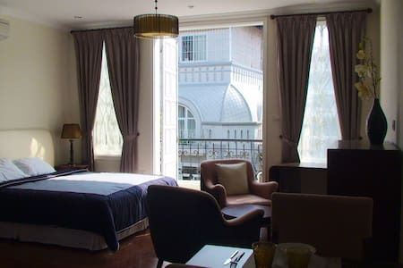 Serviced Apartment with Balcony - Hanoi