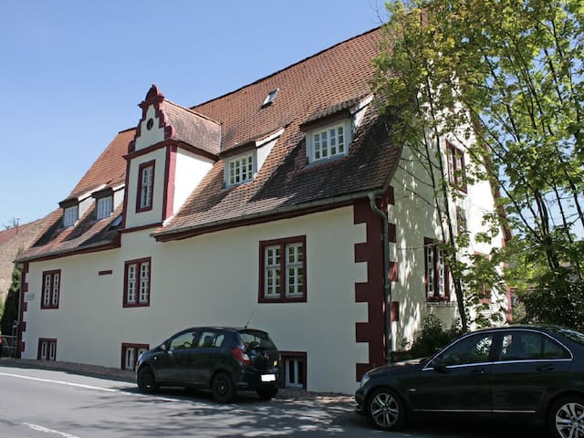 Privatzimmer in einer MÜHLE von 1624