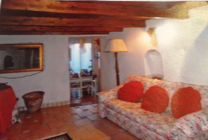 Appartamento nel centro storico di Vasanello - Vasanello - Apartemen