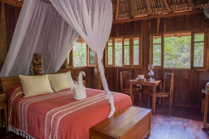 """Tulum Luxury Tree House Rentals """"Zapote"""""""
