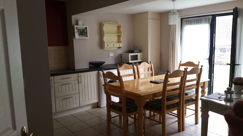 Modern spacious apartment - Clarecastle - Appartement