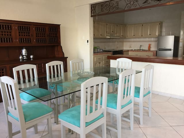 Oceanfront Relaxing Apartment (center of Cozumel) - San Miguel de Cozumel - Wohnung