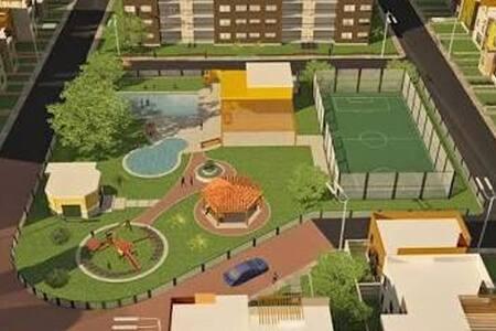 Casaclub privado en zona campestre - Distrito de Lima - Appartement