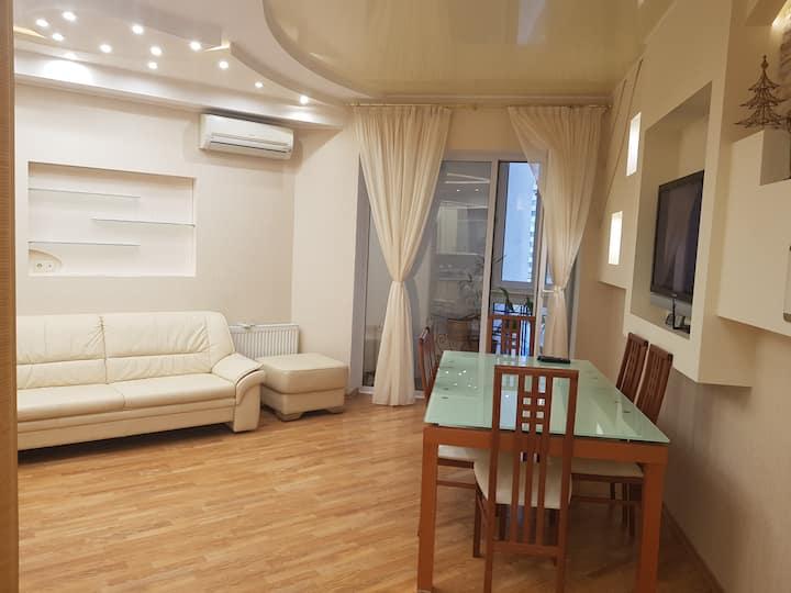 2- х комнатные Апартаменты на Люсторфской