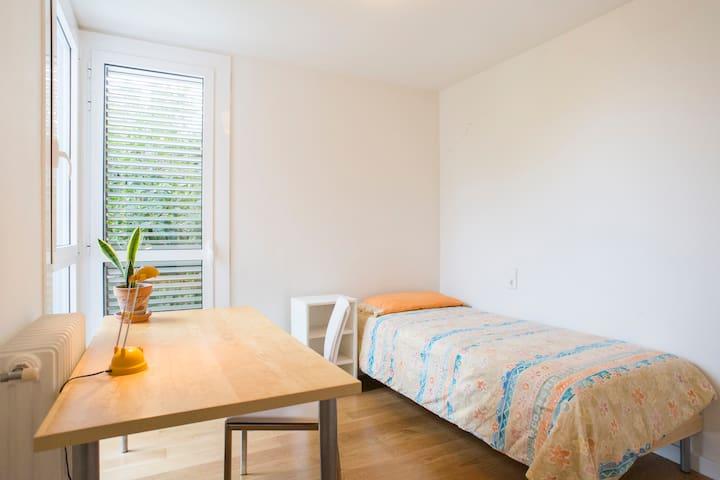 Habitación individual casa diseño - Cerdanyola del Vallès - Rumah