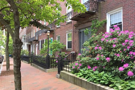 Beautiful Historic Row House