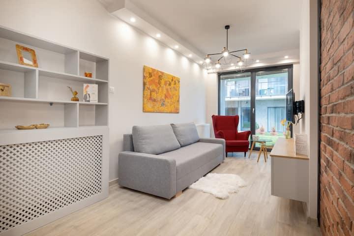 343 Beach Resort - Apartament typu Deluxe ze SPA