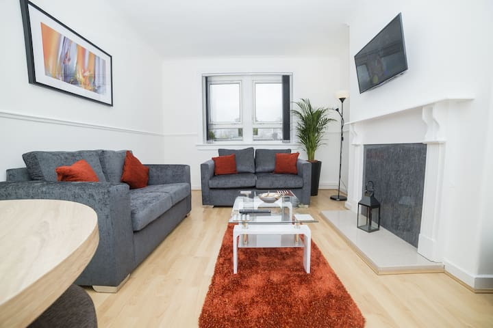 1 Bedroom Apartment, The Haven Glasgow Airport - Johnstone, Paisley - Lägenhet