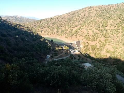 Promenade fantastique dans une compagne marocaine
