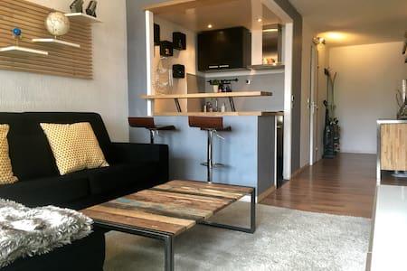 Apartment 2/3 person // Tignes Val-Claret - Tignes - Apartemen