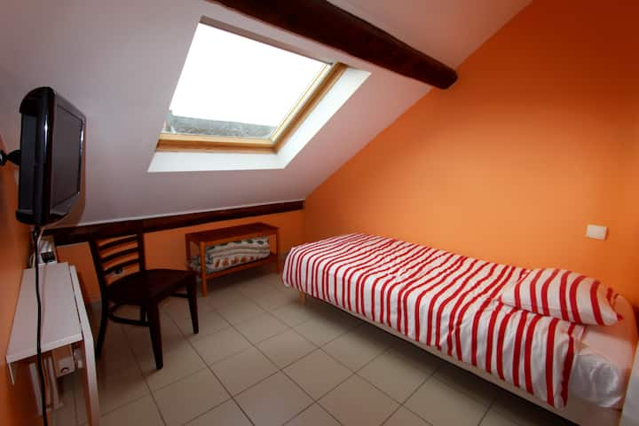 Chambre single Moorea
