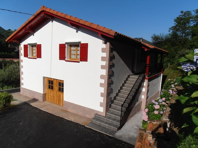 Casa rural Larrapil.
