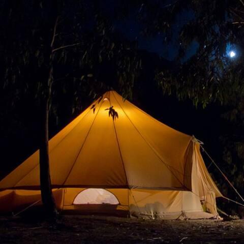comfortabel en duurzaam kamperen