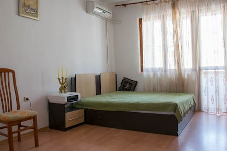 Quiet Simple Room in Varna