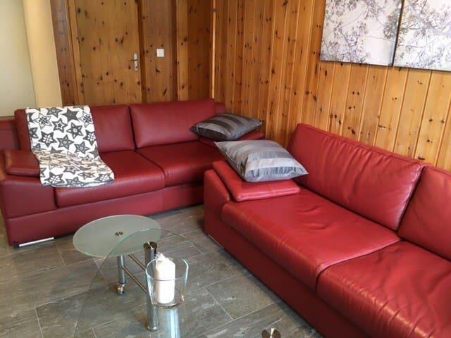 Ferienwohnung nahe dem Skigebiet Andermatt Sedrun - Rueras - Appartement