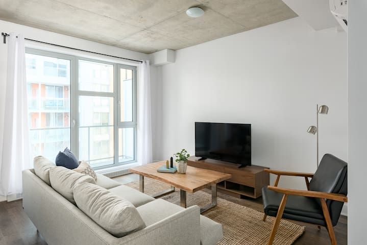 Sonder | Saint Dominique | Bright 1BR + Terrace