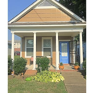 PRIVATE DOWNTOWN BLUE DOOR COTTAGE WALK TO MAIN ST - Memphis - Hus