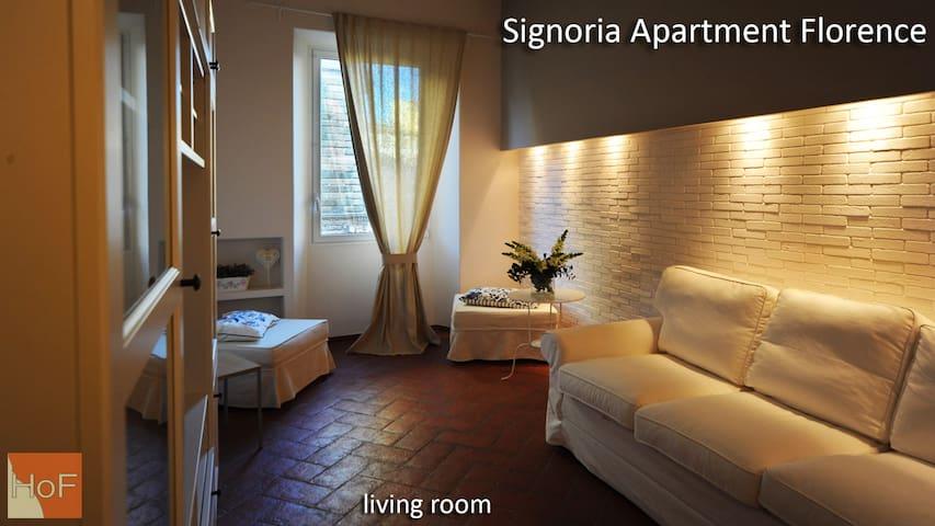 SIGNORIA APARTMENT FLORENCE - Firenze - Apartment