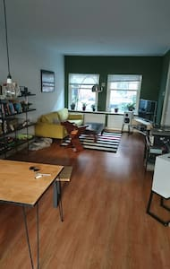 Nice appartment with a garden - Wohnung