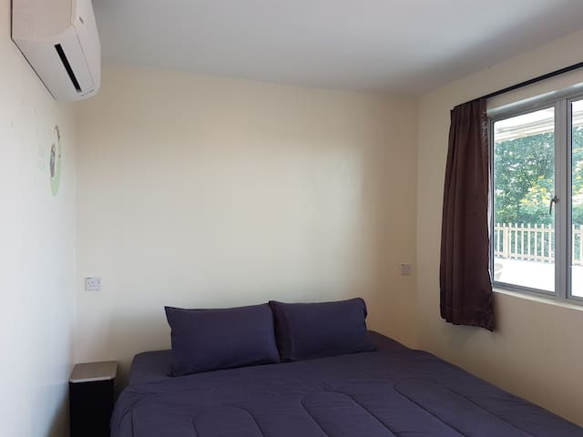 King room with balcony (Private Bathroom)