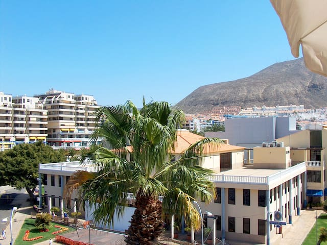 Central & Beach Studio in Los Cristianos