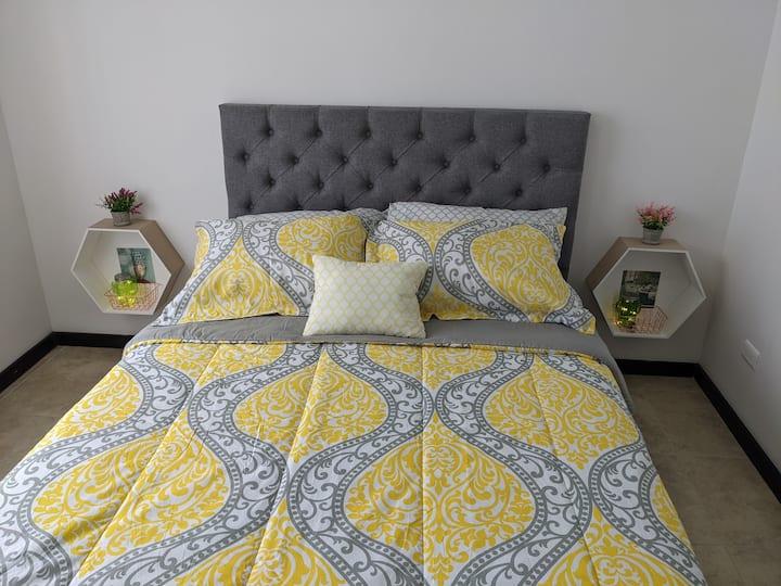 Apartamento cómodo y acogedor- NETFLIX-