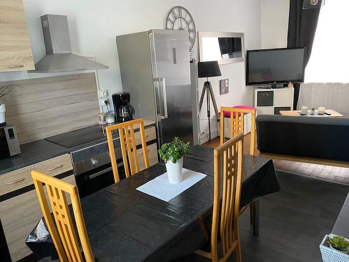 Appartement  cocooning au cœur de Falaise