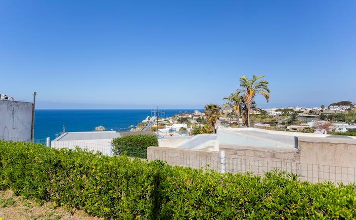 Casa sul Lungomare di Forio d'Ischia- Serpico Sea