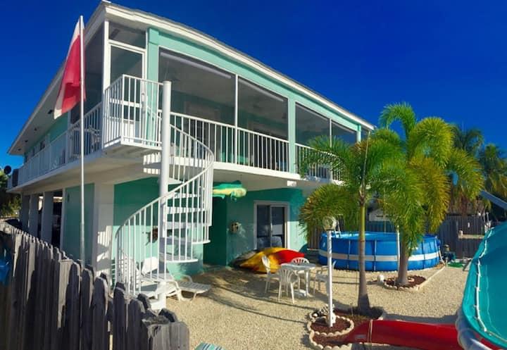 La Paloma House in Key Largo