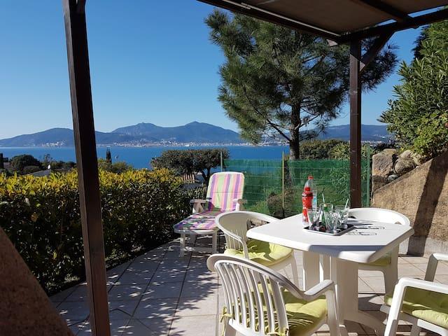 Porticcio Rez de villa vue Extra Golfe d'Ajaccio - Grosseto-Prugna - Autre