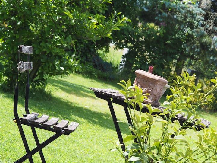 Natur, Ruhe und gute Erreichbarkeit