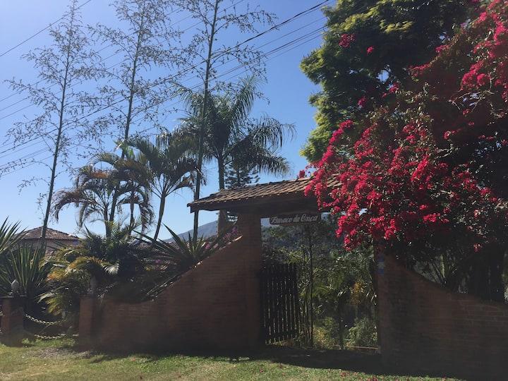 Casa na montanha em Santana de Parnaíba