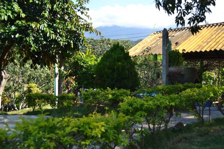 Finca Turistica cerca a Santa Marta - Santa Marta - Luontohotelli