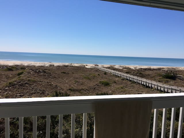 Beachcastings: An Oceanfront Condo Experience