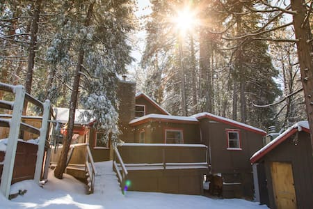 Fresh and cozy mountain retreat with hot tub! - Idyllwild-Pine Cove
