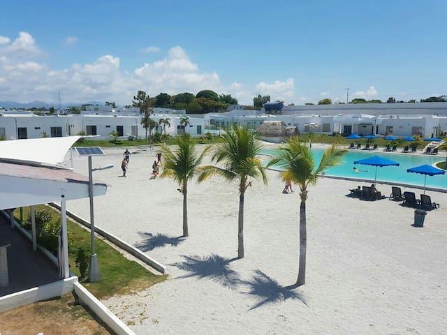 CASA/ PISCINA TIPO PLAYA (IBIZA BEACH RESIDENCES)