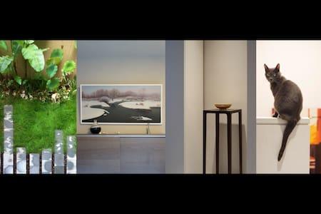 【睡莲】潮白河畔的紫竹小院 - Beijing