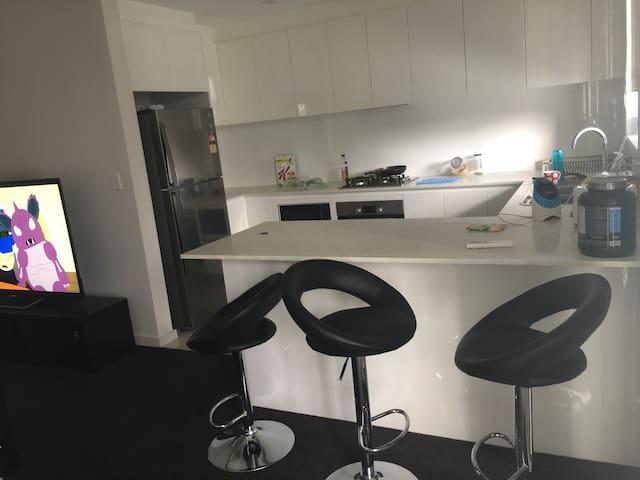 Budget double room bath,WestSydney - Merrylands - Byt