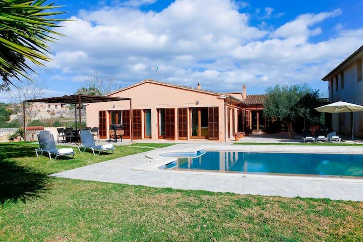 507 Vilafranca villa - Vilafranca de Bonany - Casa