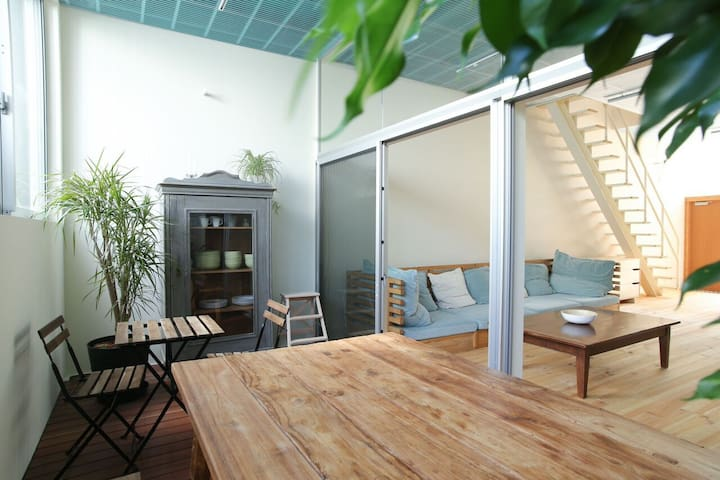 8 people can stay! Near Kinkakuji and free bikes! - Kyoto - House