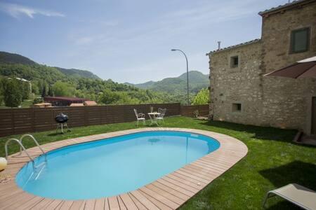 EL RELIQUIER: Alojamiento rural con encanto Abril - Vallfogona de Ripollès