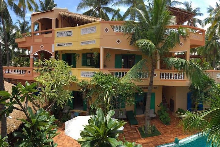 Mi Nhon Hotel - an oasis in the fishing village
