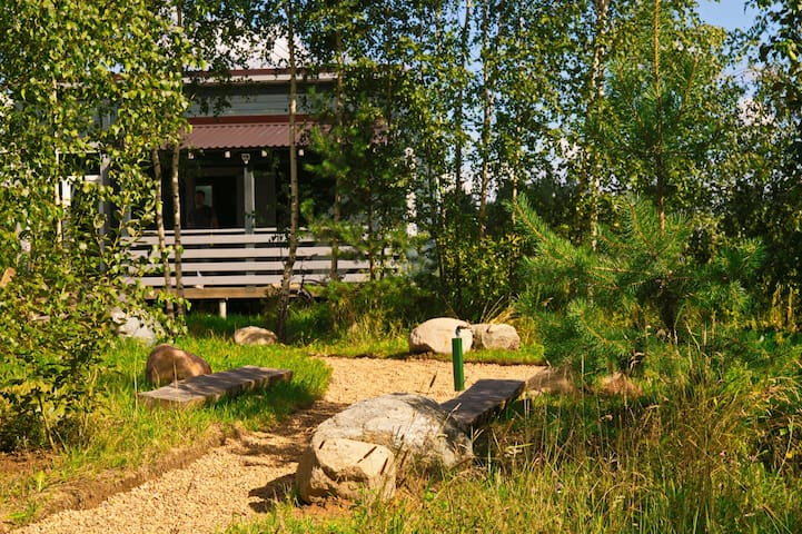 Дом Парус. Vacation Home Parus.