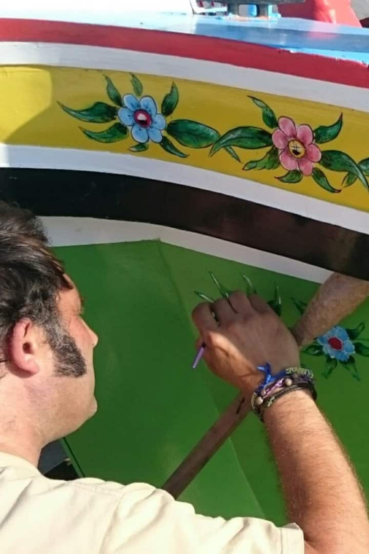 Workshop Pinturas Tradicionais