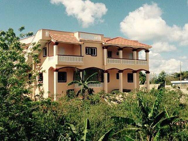 Apartamentos Nuevo Amanecer nº3 - Gaspar Hernández - Condominium